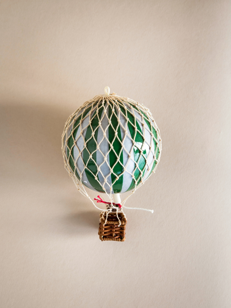 Christmas Balloon – Dark Green/Silver – XS