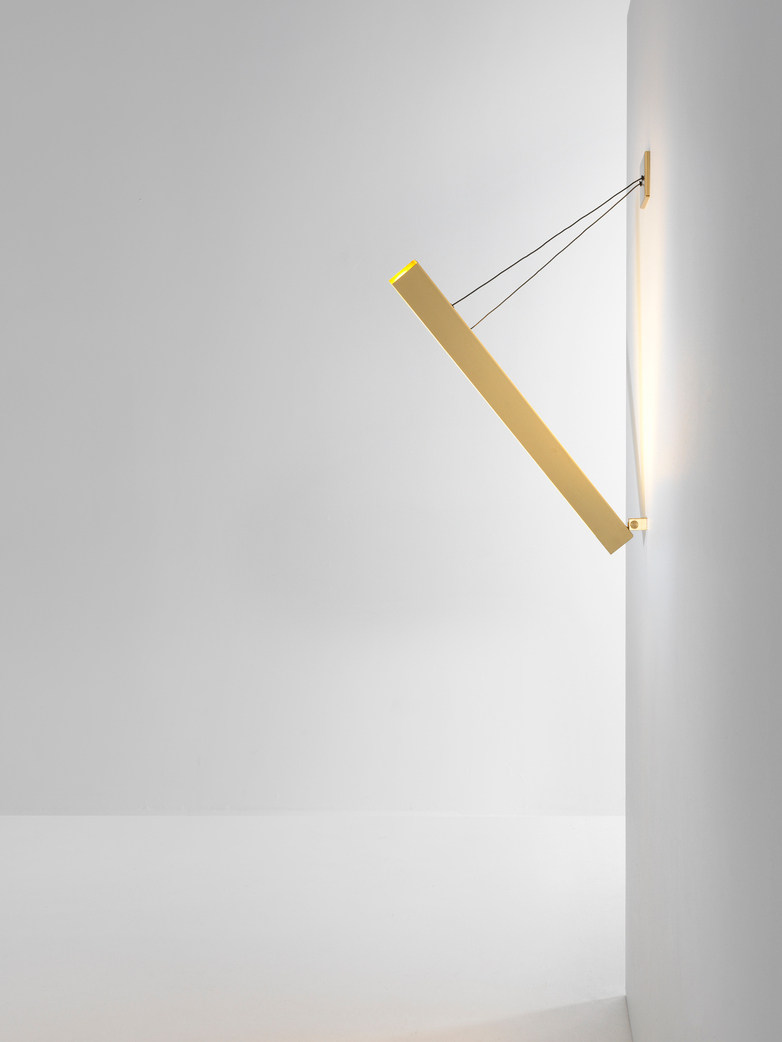 V Wall Light