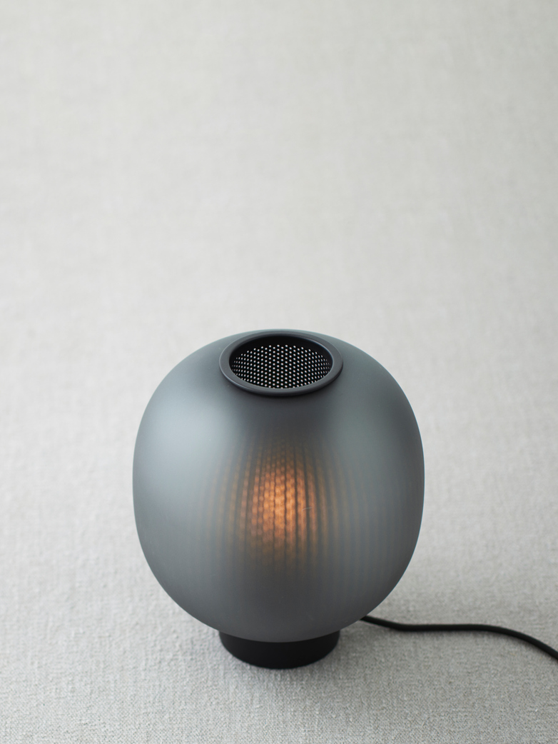 Bloom Table Light – Black