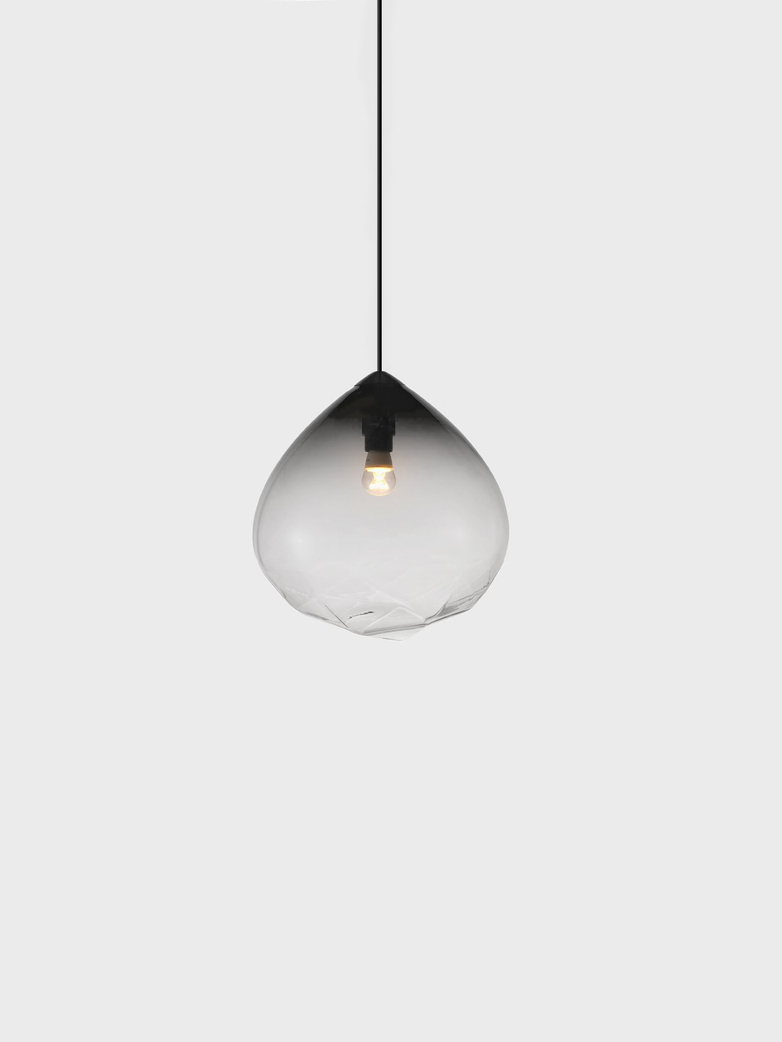 Parison Pendant – Black