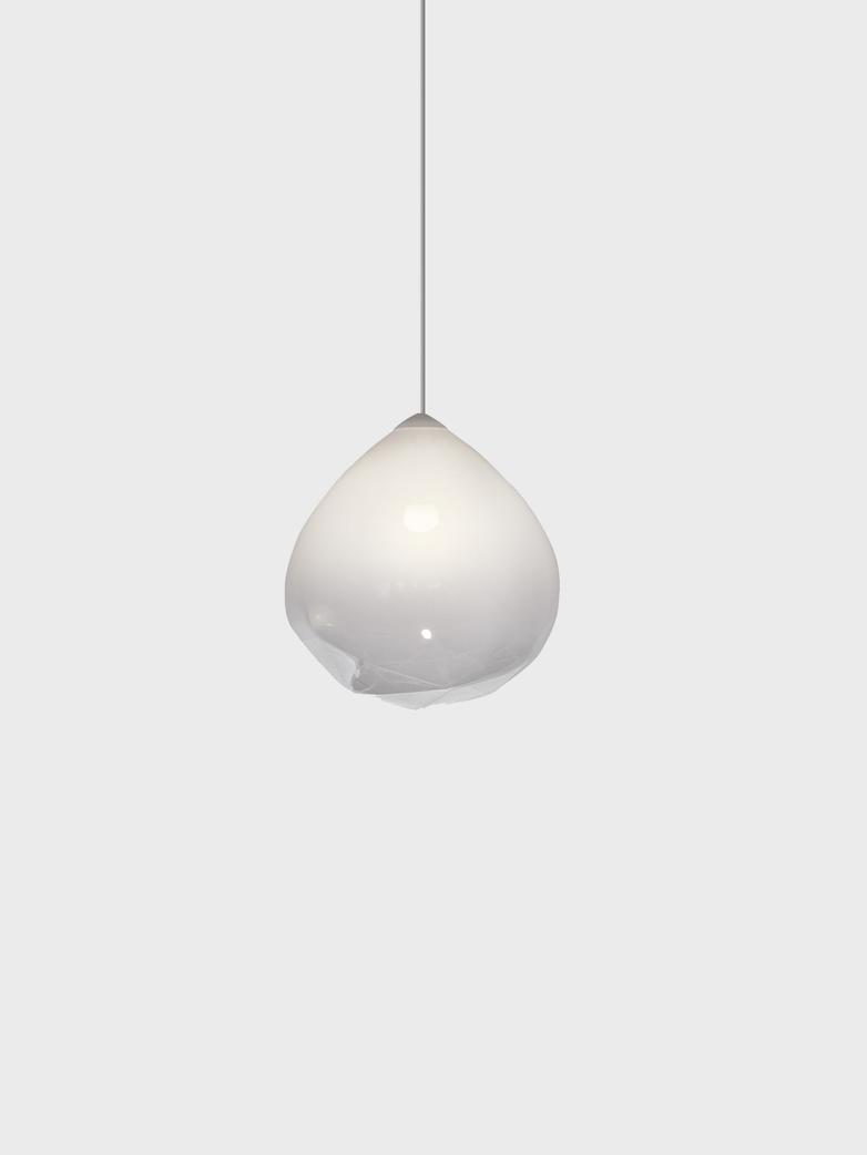 Parison Pendant – White