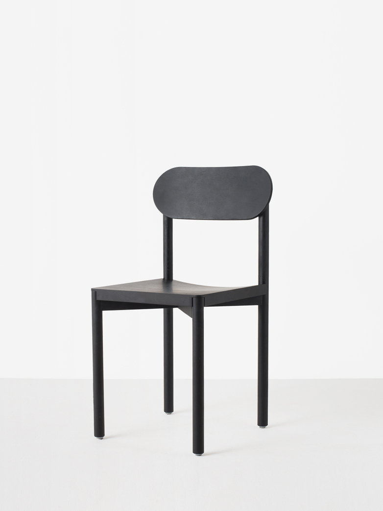 Studio Chair – Black