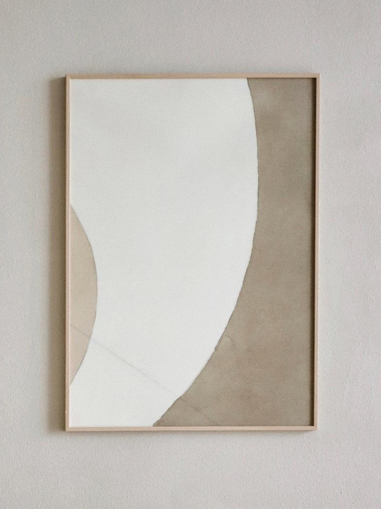 October #01 – 50 x 70 cm