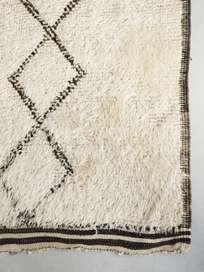 Beni Ourain – 195 x 376
