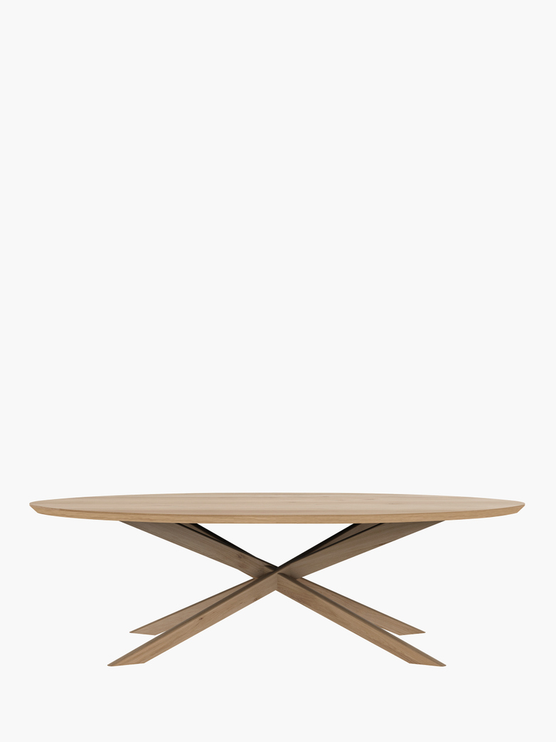 Mikado Coffee Table – Oval