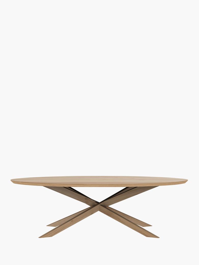 Mikado Coffee Table – Oval