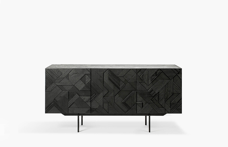Graphic Sideboard – 3 Doors