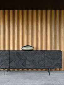 Graphic Sideboard – 4 Doors