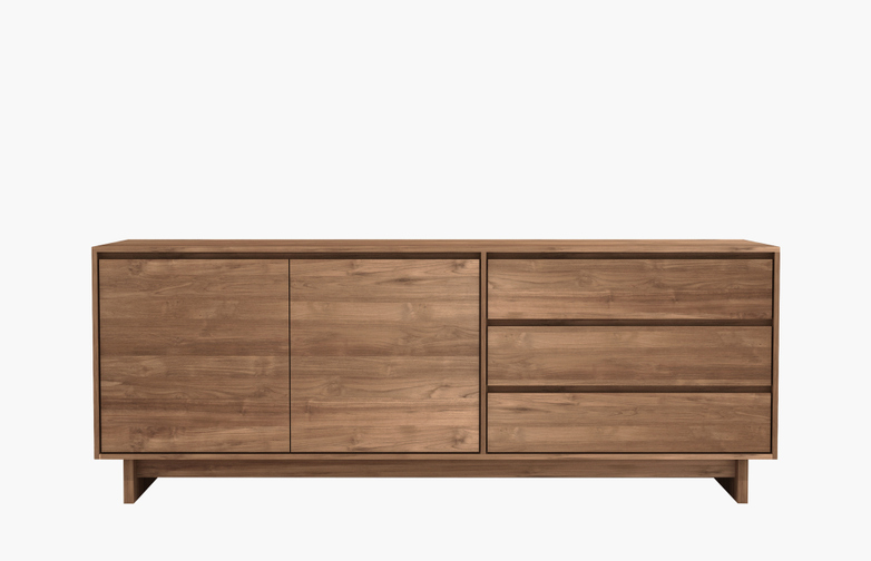 Wave Sideboard – Teak
