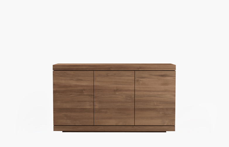 Burger Sideboard – Teak – 3 Doors