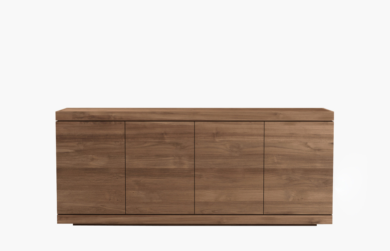 Burger Sideboard – Teak – 4 Doors
