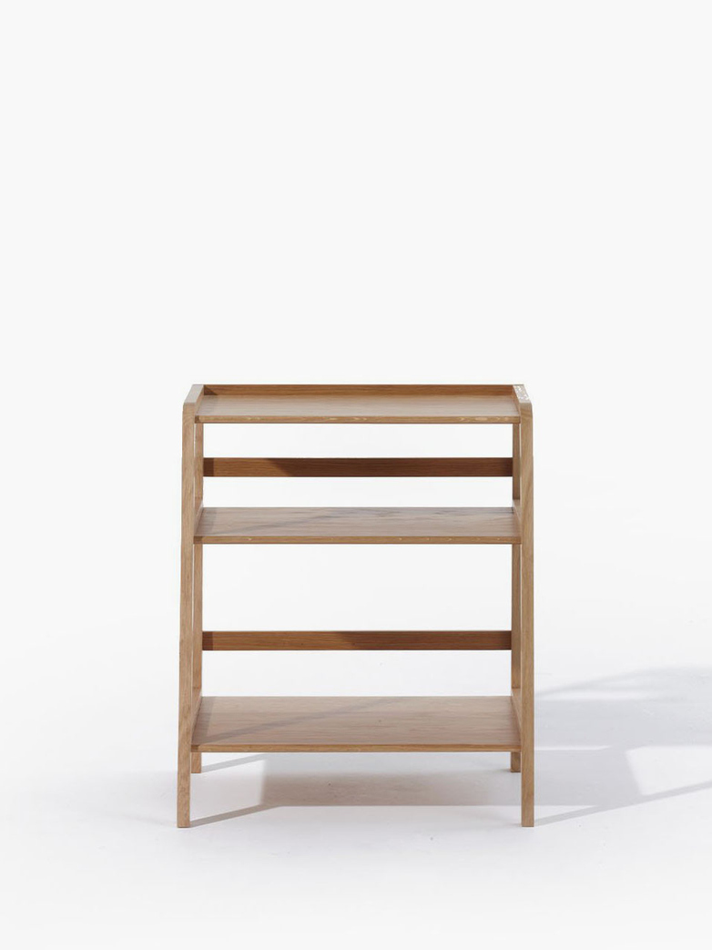 Agnes Side Table – Oak