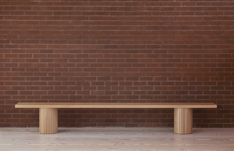 Barrel Bench – 300