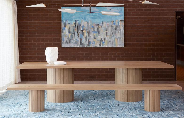 Barrel Dining Table – 220