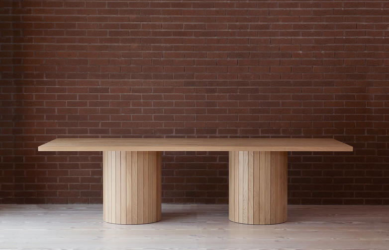 Barrel Dining Table – 220