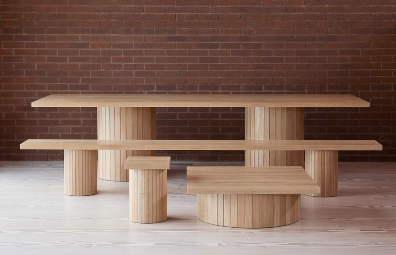 Barrel Dining Table – 300