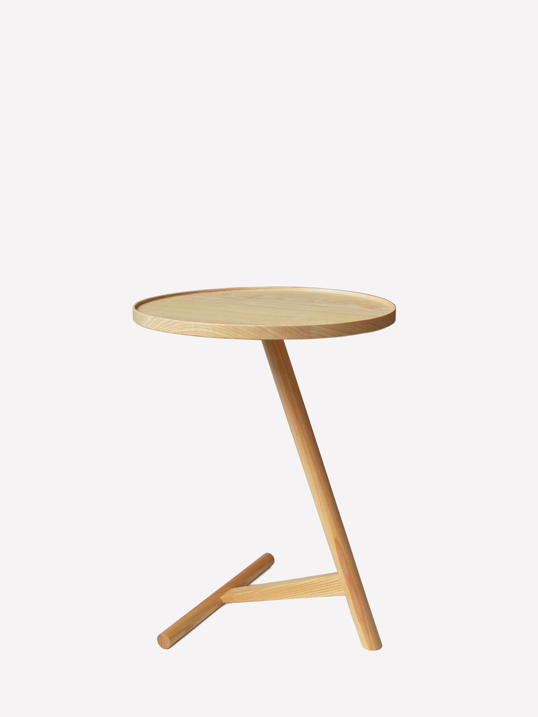 Calvo Side Table – Oak