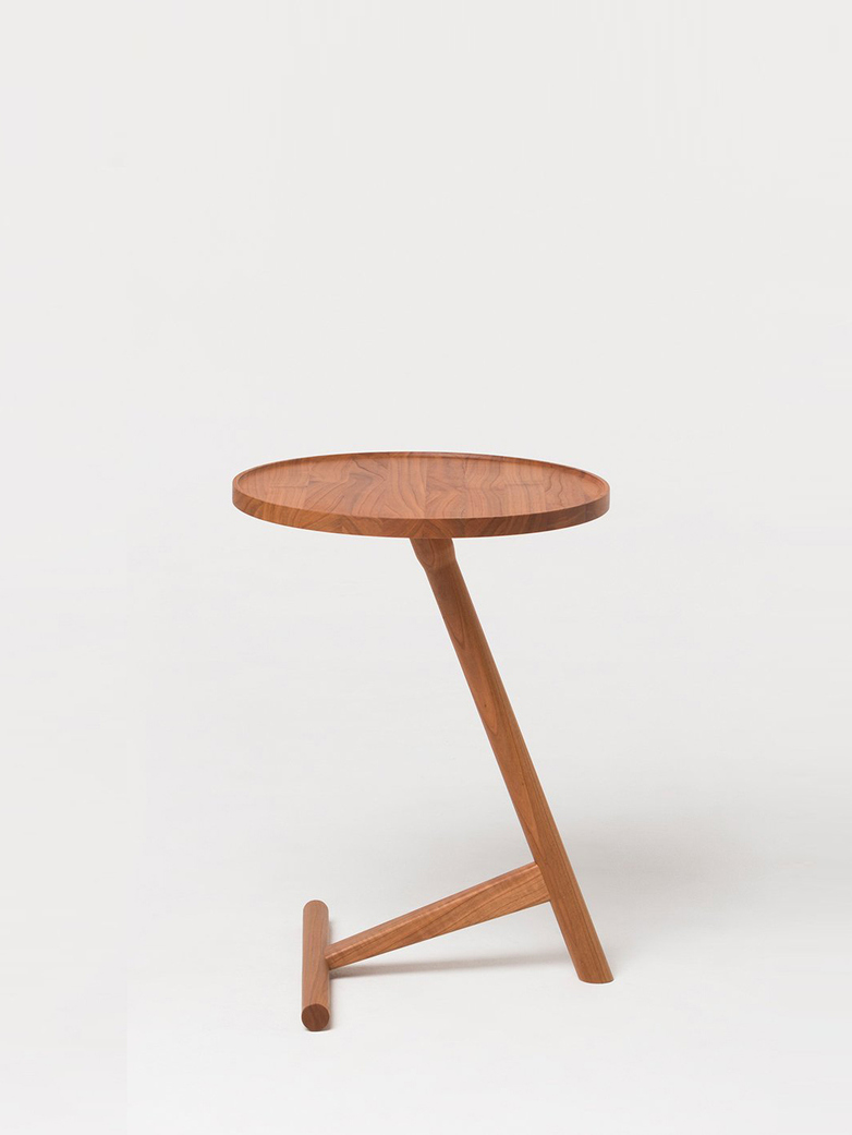 Calvo Side Table – Cherry