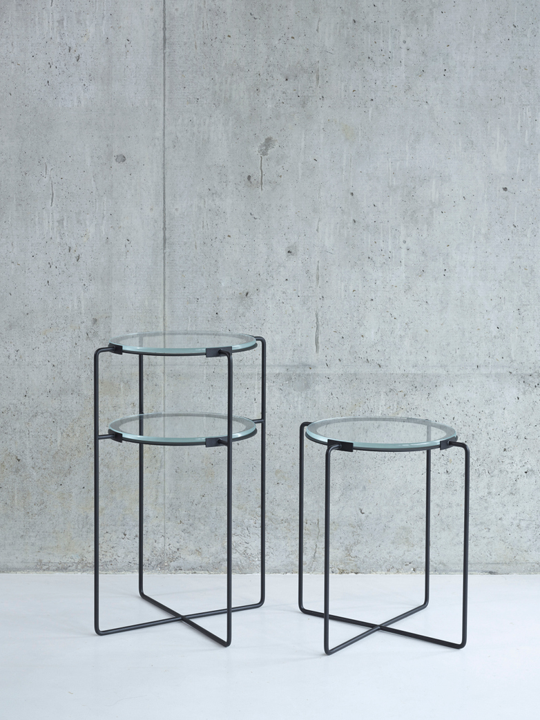 Side Table – 2 Tier