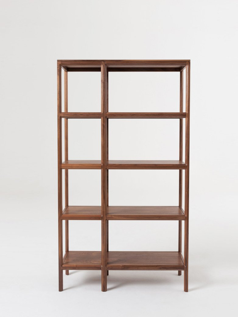 Trieste Shelving – High