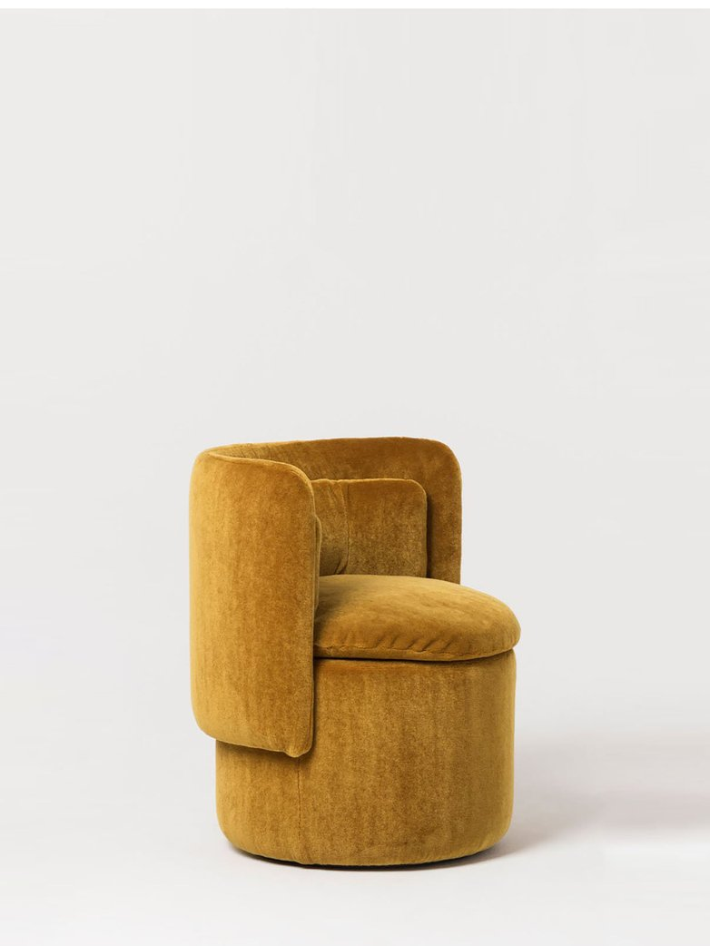 Group Armchair Swivel Base