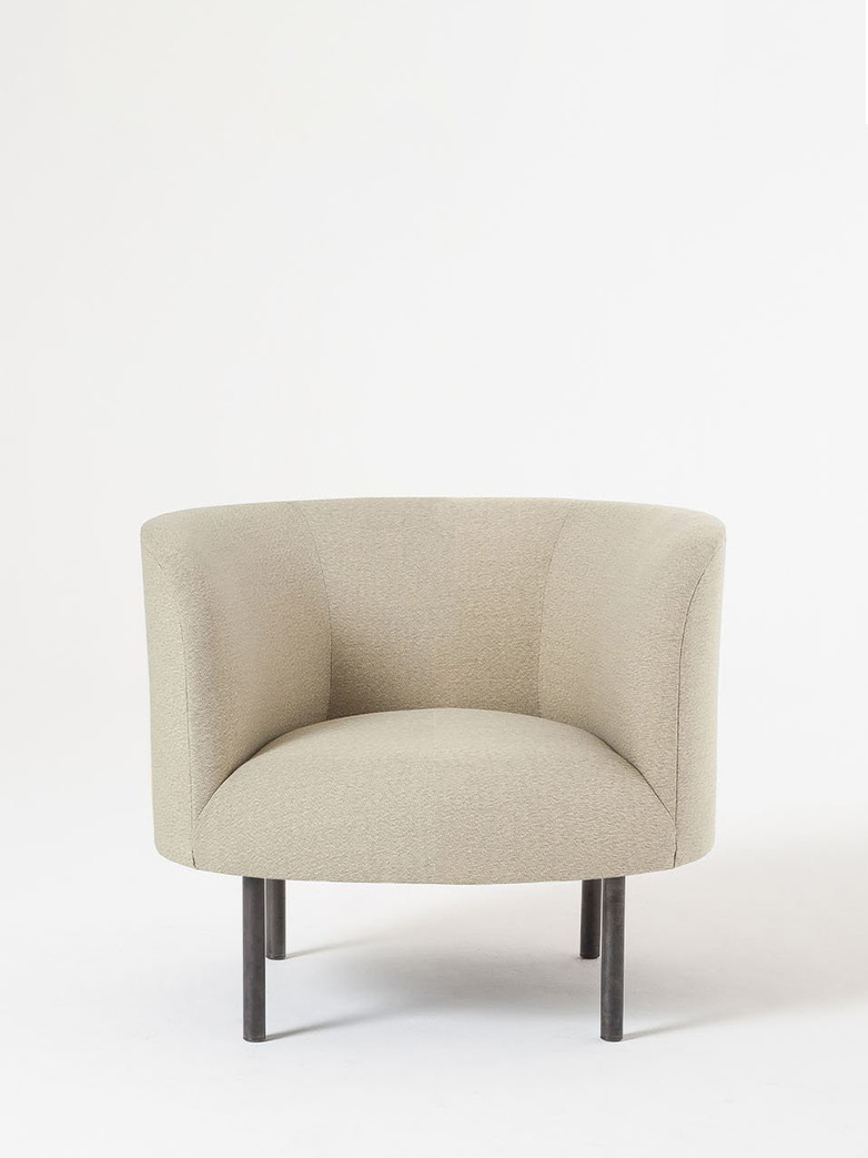 Continuous Armchair Fixed Seat