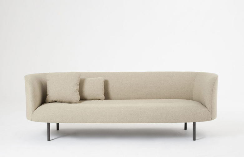 Continuous Sofa Fixed Seat