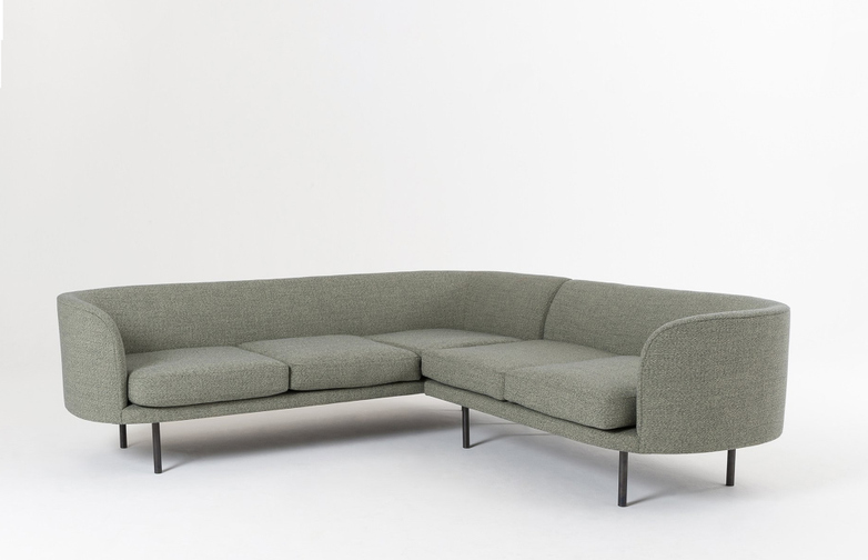 Continuous Sofa Loose Cushions
