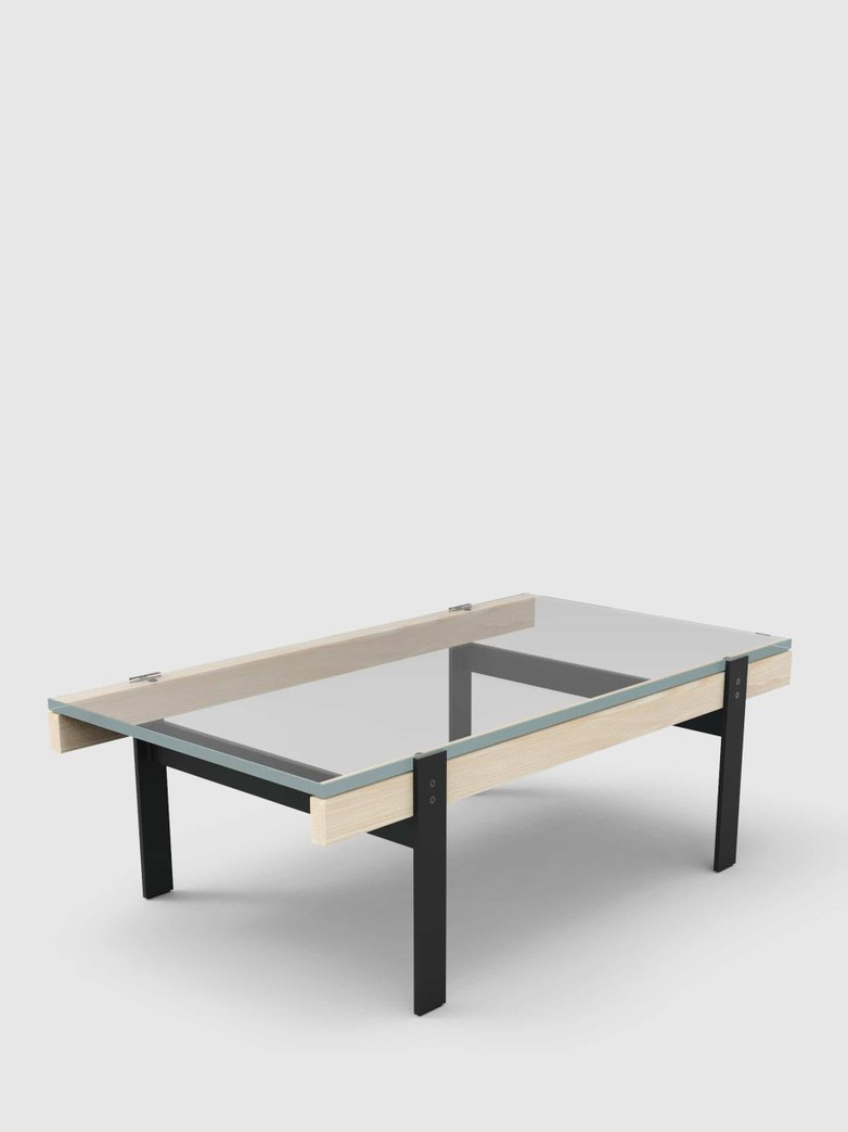 Beam Coffee Table Rectangular – Ash