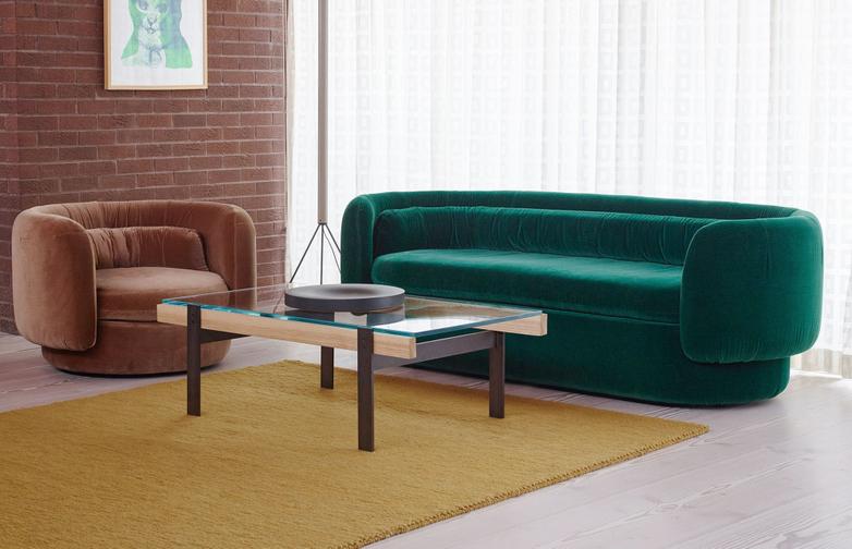Beam Coffee Table Rectangular – Ash