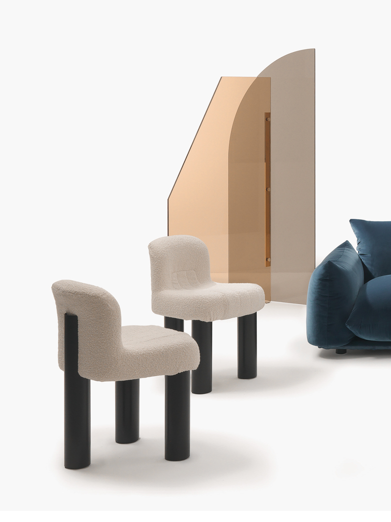 Botolo High Armchair