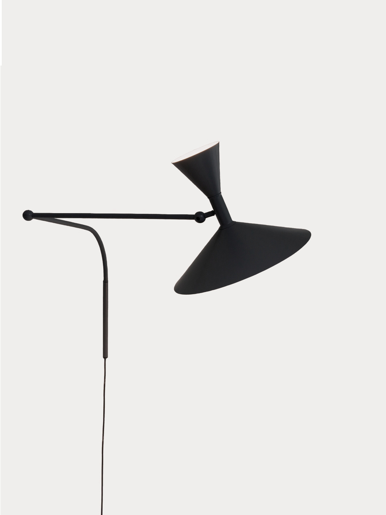Lampe de Marseille Mini – Black