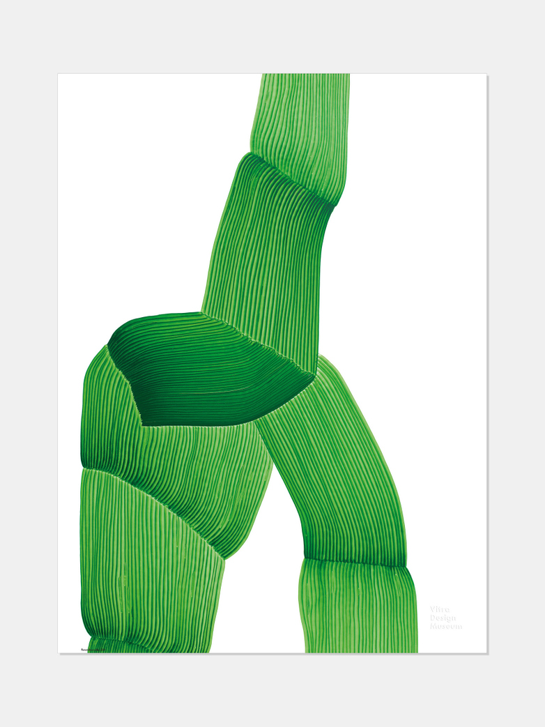 Ronan Bouroullec – Green 50x67,5 cm