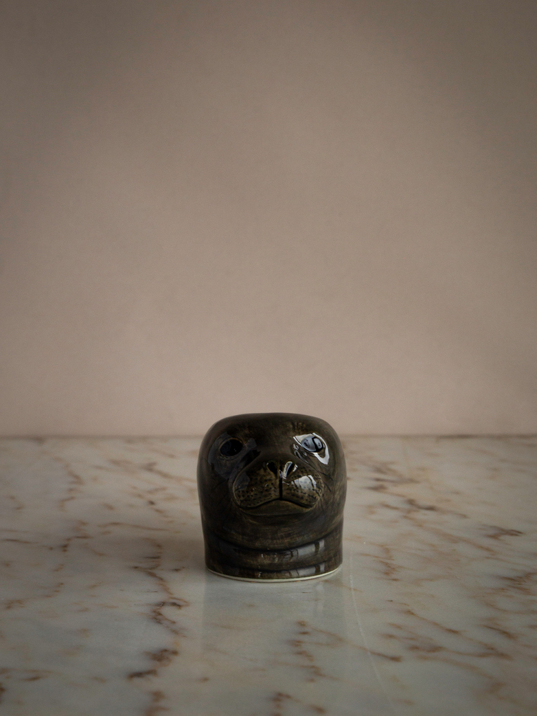 Seal Face Egg Cup