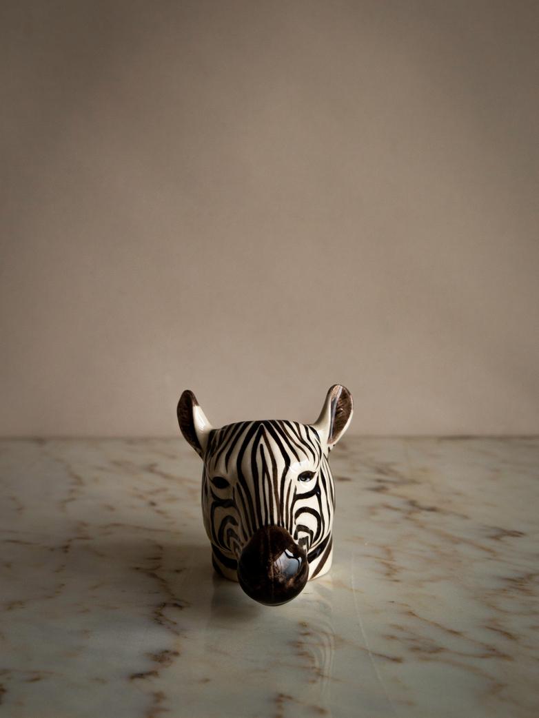 Zebra Face Egg Cup