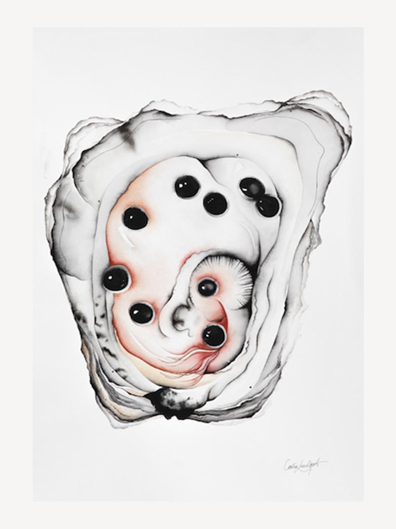 FINE ART - Artilleriet Exclusive - Caviar Beluga - 70x100