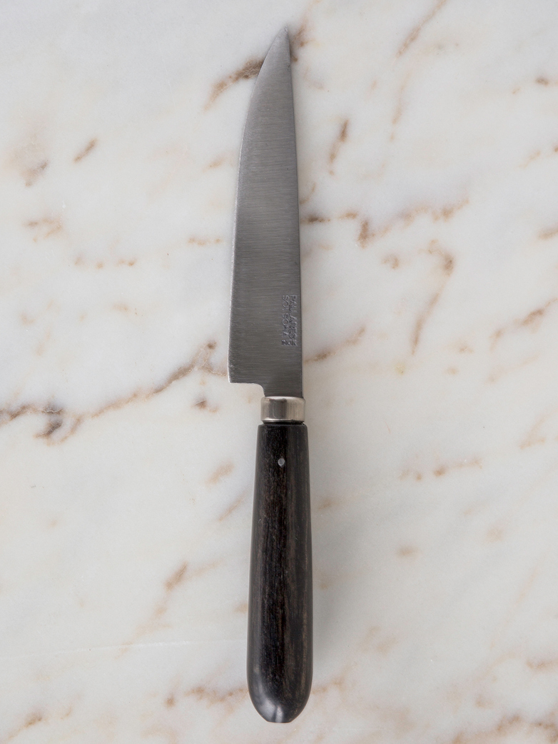 Ebony Knife – 12 cm