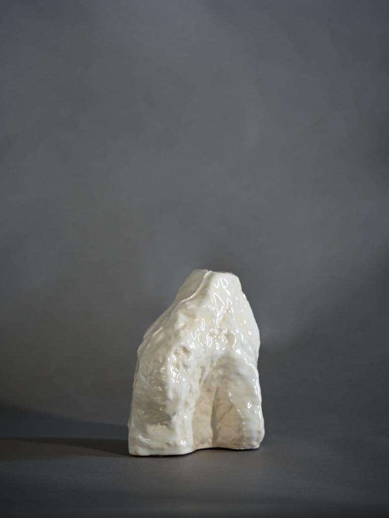 Moonstone Vase High