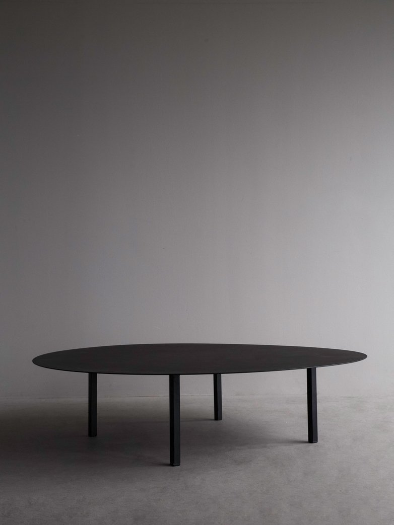 Low Table Ø118 cm