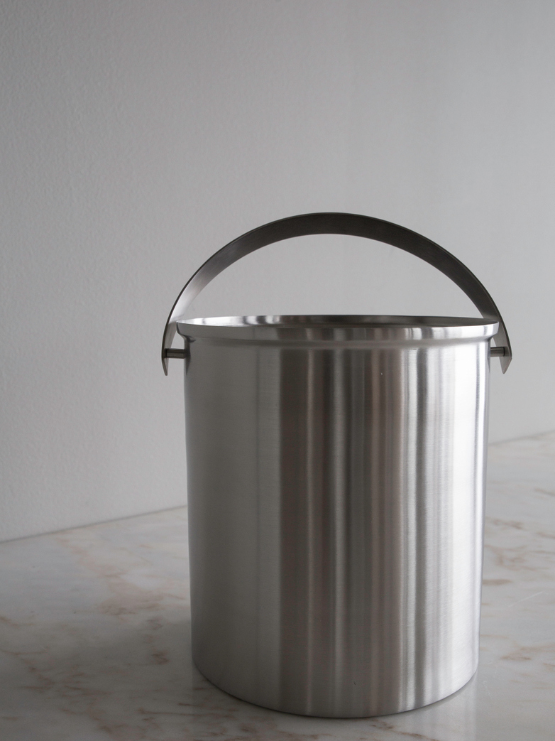 Ice Bucket with Lid - Large