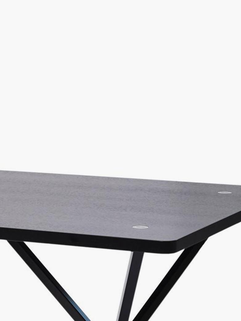 NEB Bench – Black Oak/Black – 200