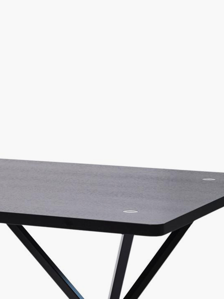 NEB Bench – Black Oak/Black – 240