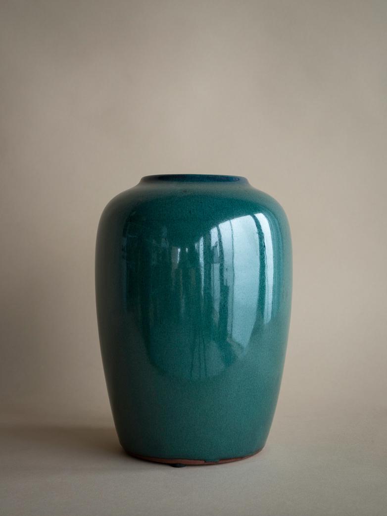Vase Curve – Green