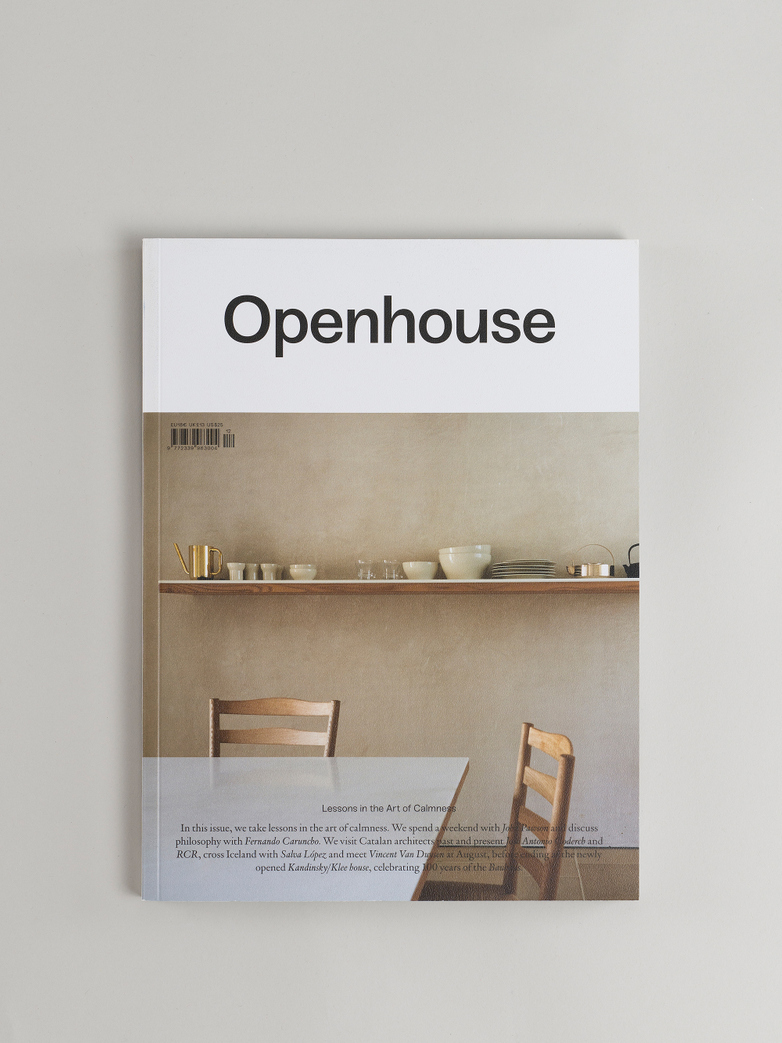 Openhouse – Issue Nº12