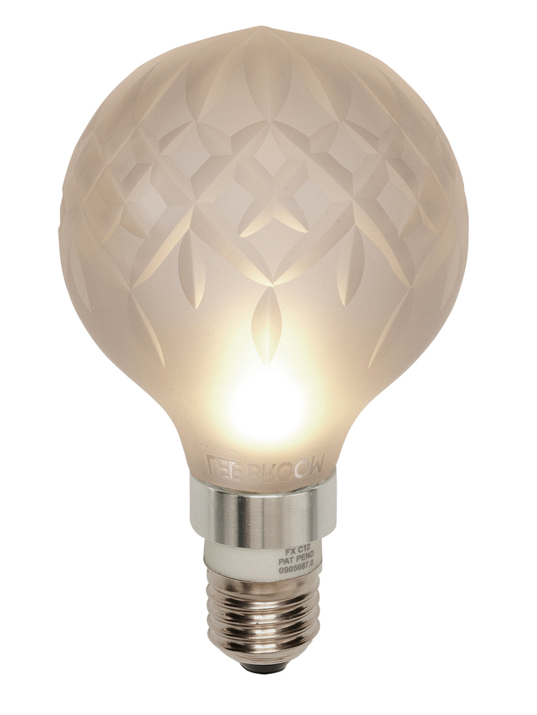 Crystal Bulb Frosted