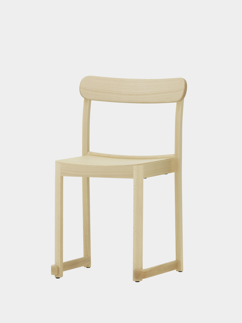 Atelier Chair - Natural Lacquered Beech
