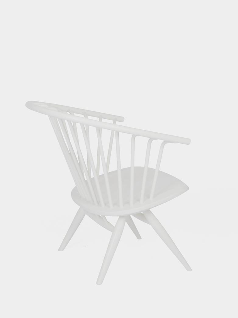 Pirka Armchair - White