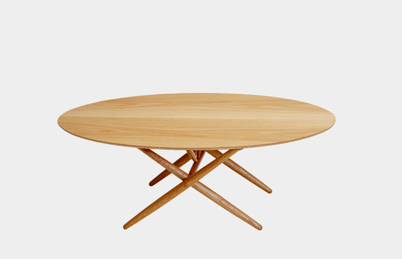 Ovalette Table - Oak