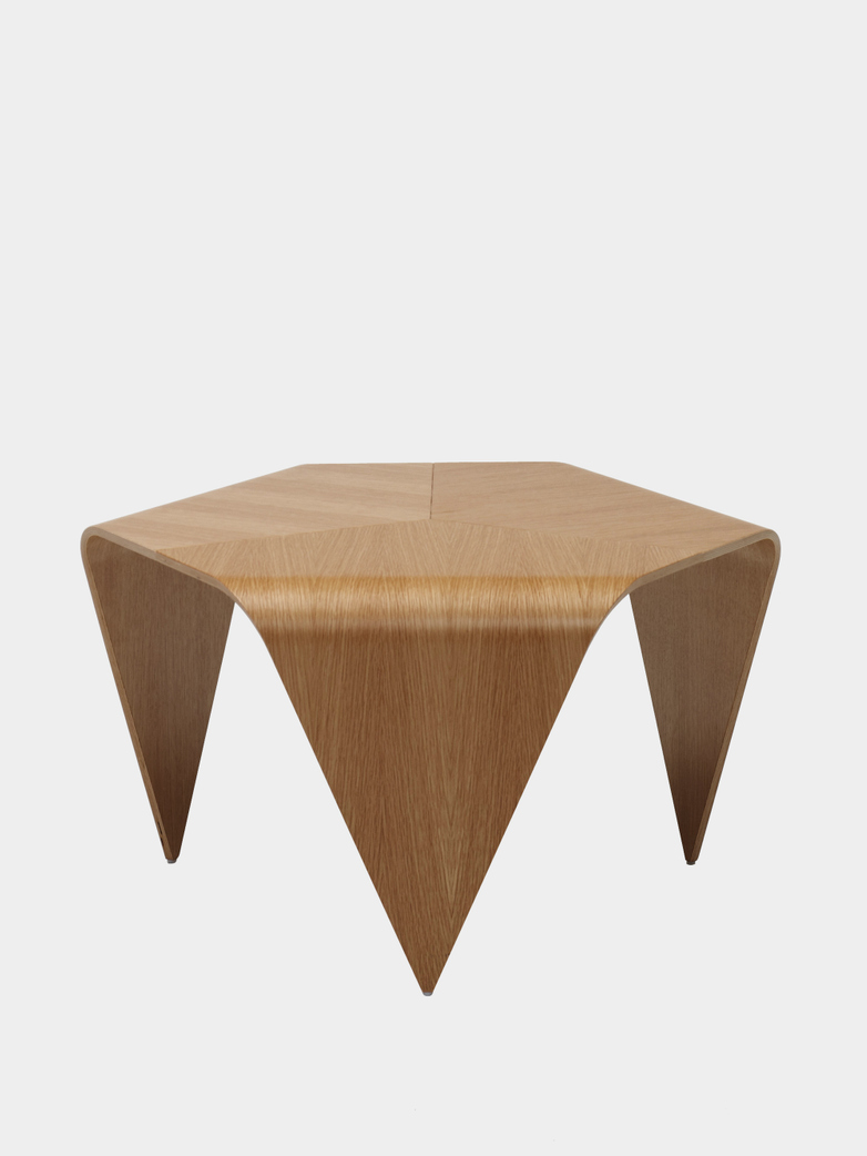 Trienna Table - Oak