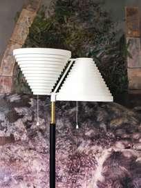Floor Light A810 - Tube Stainless Steel